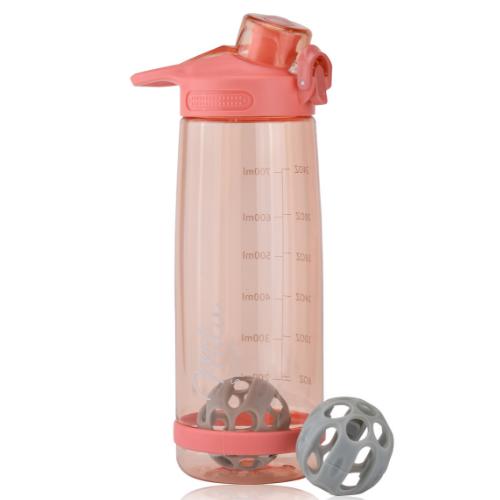 Milu Sportflasche Wasserflasche trinkflasche Eiweißshaker Proteinshaker